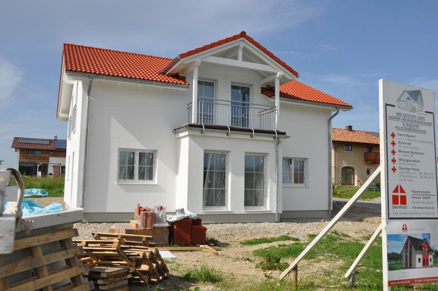 Fenster Bad Endorf : Hauskonzepte Krauss GmbH  Baustellen 2012